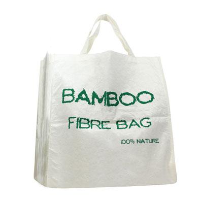 Bamboo draagtassen