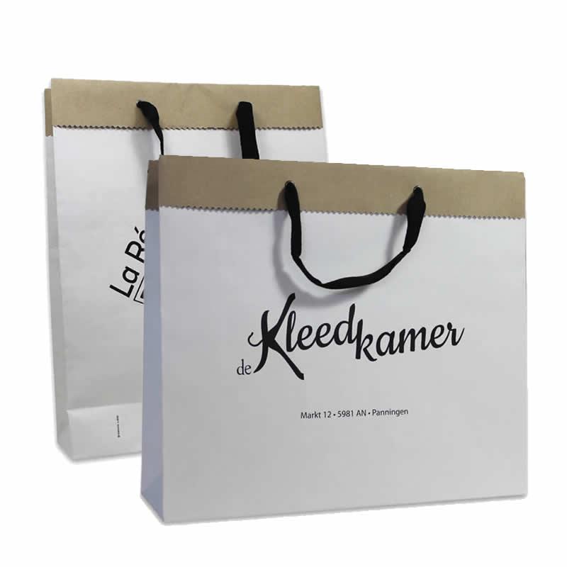 Papieren luxe ECO bag
