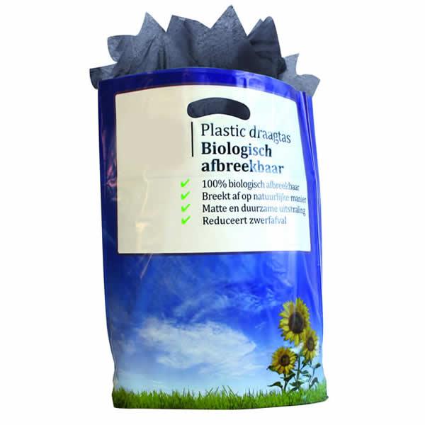 Bio afbreekbaar plastic